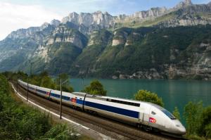 tren alta velocidad frances